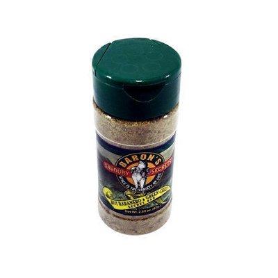 Barons Hot Habanero & Green Chile Seasonings