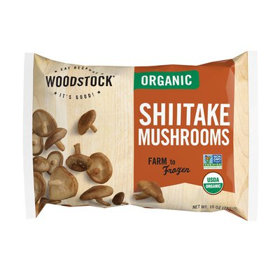 Woodstock Organic Shiitake Mushrooms