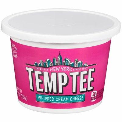 Temp Tee Whipped Cream Cheese