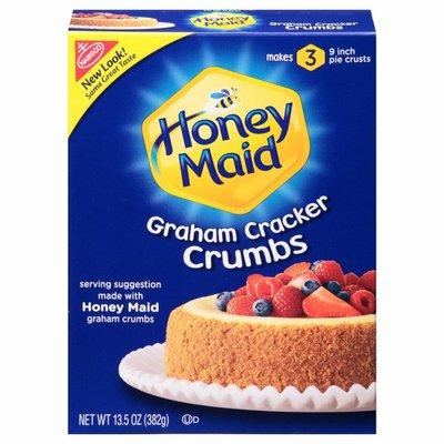 Honey Maid Graham Cracker Crumbs