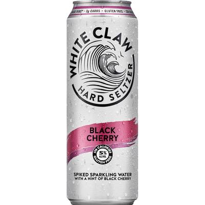 White Claw Black Cherry Single