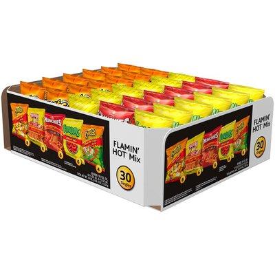 Frito Lay's Flamin' Hot Mix Variety Pack