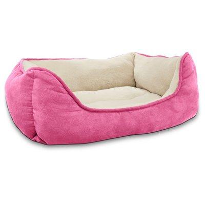 """Petco Pink Box Dog Bed 24""""L X 18"""" W X 7"""" H"""