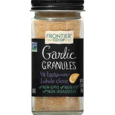 Frontier Garlic Granules