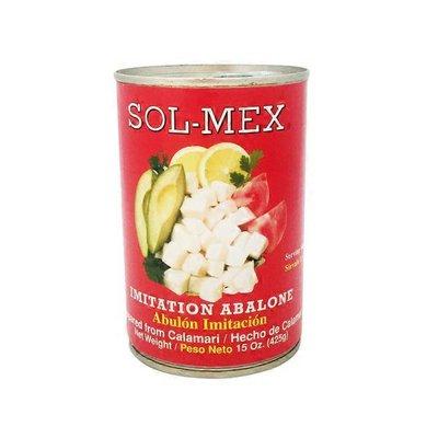 Sol-mex Wild Caught Imitation Abalone