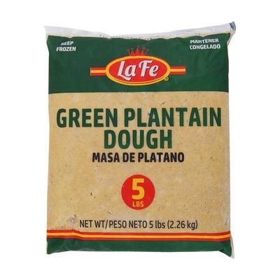 La Fe Green Plantain Dough, Masa De Plantano