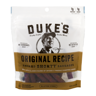 Duke's Original Recipe Smoked Shorty Sausages