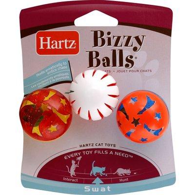 Hartz Cat Toys, Bizzy Balls