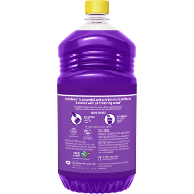 Fabuloso Multi-Purpose Cleaner, Lavender