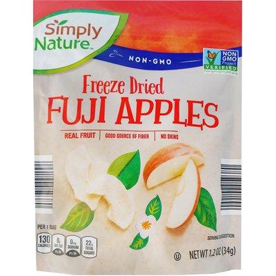 Simply Nature Freeze Dried FUJI APPLES
