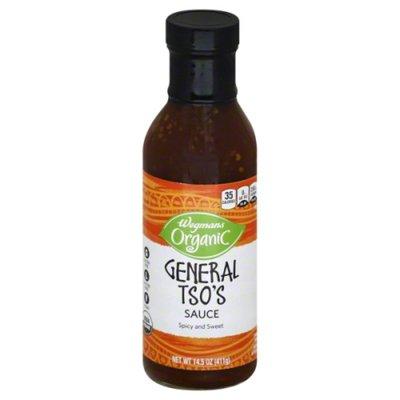 Wegmans Organic General Tso's Sauce