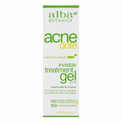 Alba Botanica Maximum Strength Invisible Treatment Gel