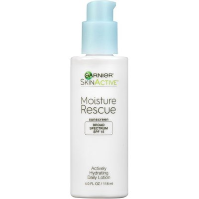 Skin Active All Skin Types Actively Hydrating Daily Lotion SPF 15