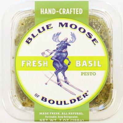 Blue Moose Of Boulder Pesto, Basil