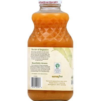 Santa Cruz Organic 100% Juice, Orange Mango