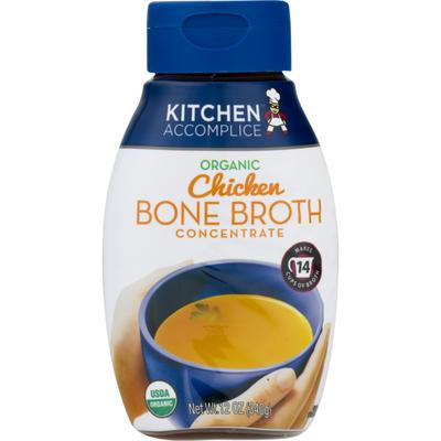 Kitchen Accomplice Organic Chicken Bone Broth Concentrate