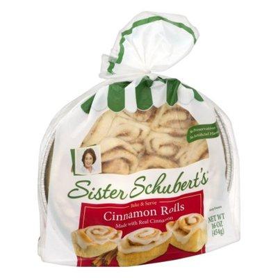 Sister Schubert's Bake & Serve Cinnamon Rolls