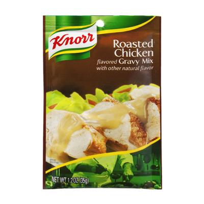 Knorr Gravy Mix Roasted Chicken Gravy