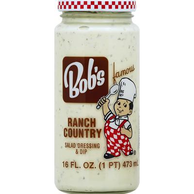 Bob's Salad Dressing & Dip, Ranch Country