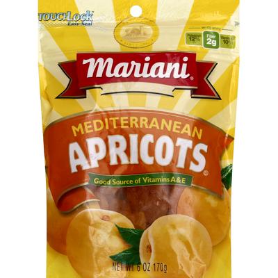 Mariani Apricots, Mediterranean