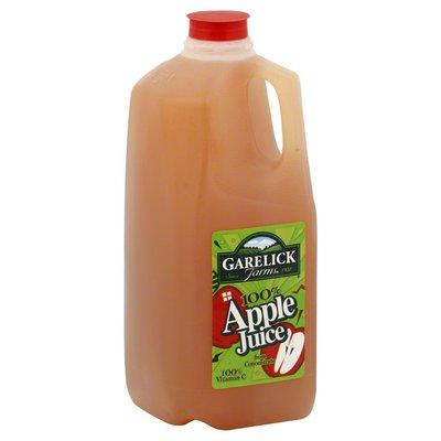 Garelick Farms Juice, 100% Apple