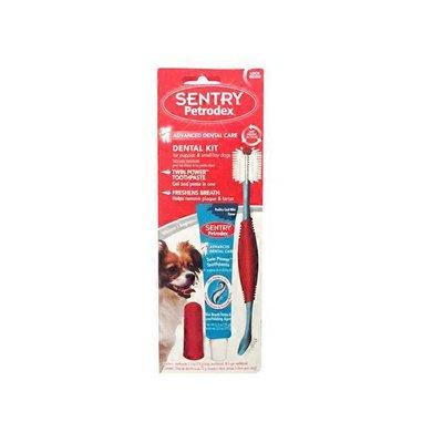 Sentry Pro Petrodex Veterinary Strength Puppy Dental Care Kit