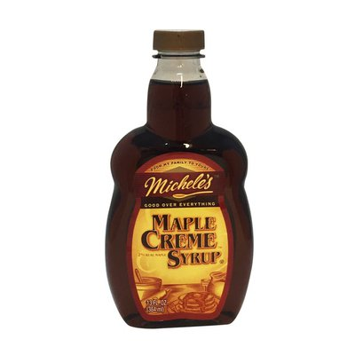 Micheles Syrup, Maple Creme