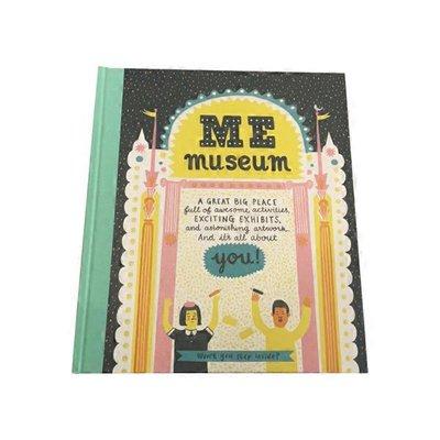 Me Museum Activity Book