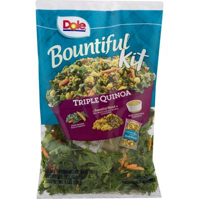 Dole Bountiful Kit Triple Quinoa, Bag