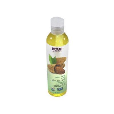 Now Organic Sweet Almond Oil