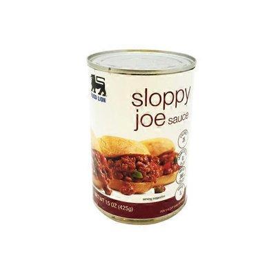 Food Lion Sloppy Joe Sauce