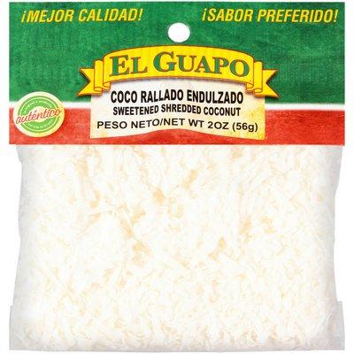El Guapo® Sweetened Shredded Coconut (Coco Rallado Endulzado)