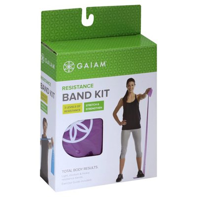 Gaiam Band Kit, Resistance