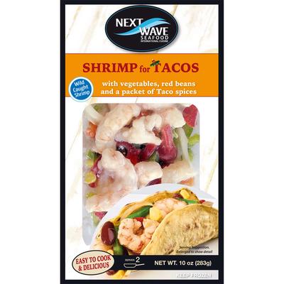 Next Wave Seafood Shrimp for Tacos