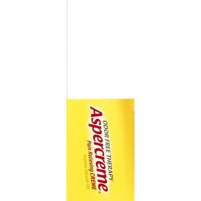 Aspercreme Pain Relieving Creme, Maximum Strength, Odor Free