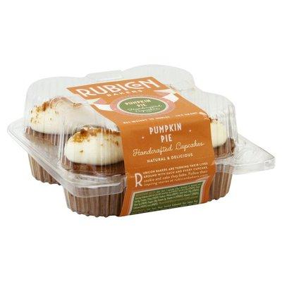 Rubicon Bakers Cupcakes, Pumpkin Pie