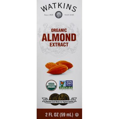 J.R. Watkins Organic Almond Extract