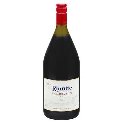 Riunite Lambrusco Red Wine