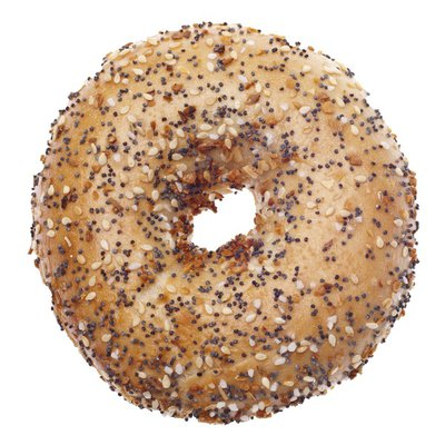 Everything Double Sided Bagels