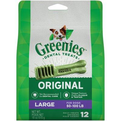 GREENIES Original Large Dog Treats