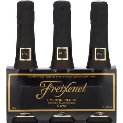 Freixenet Sparkling Wine, Cordon Negro Brut