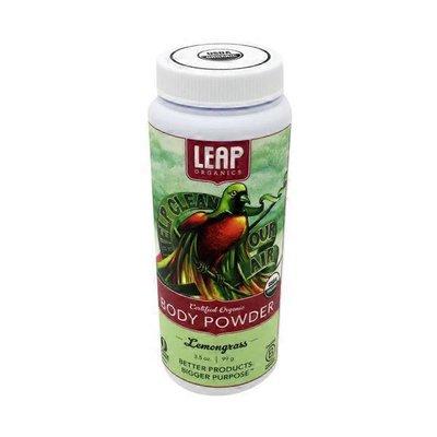 LEAP Organics Certified Organic Body Powder