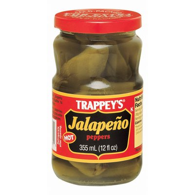 Trappey's Hot Jalapeño Peppers