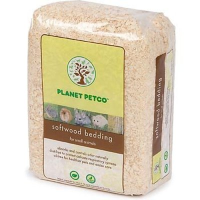 Planet Petco Softwood Bedding For Small Animals 2 Cu Feet