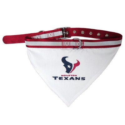 Pets First Houston Texans Small Pet Collar Bandana