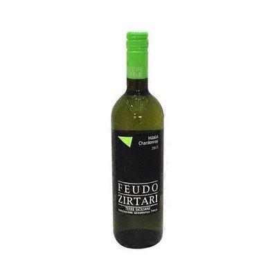 Feudo Zirtari 2012 Terre Siciliane Inzolia Chardonnay Wine