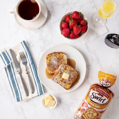Pepperidge Farm®  Swirl French Toast Swirl Bread