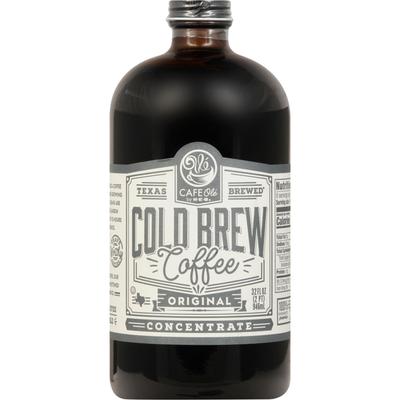 Texas Brewed Coffee, Cold Brew, Original