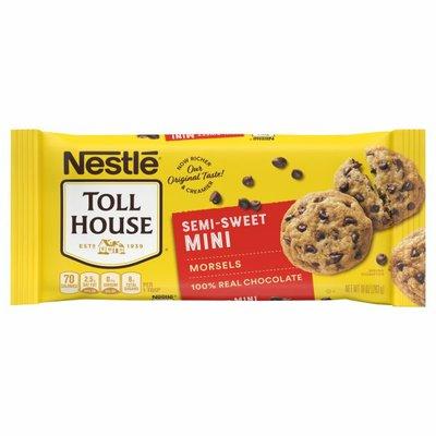 Toll House Semi Sweet Mini Morsels