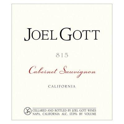 Joel Gott Wines Cabernet Sauvignon Red Wine